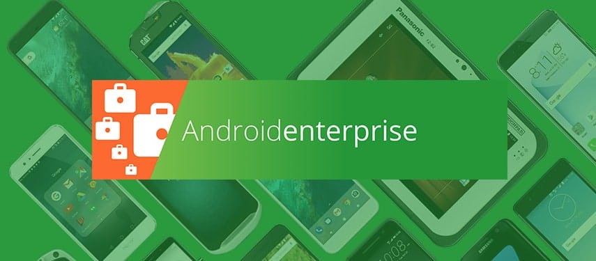 S&T MobileIron - Android Enterprise KIOSK mód - S&T