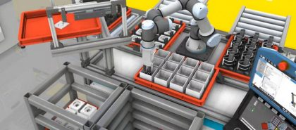 DHL esettanulmány - 3D csomagolás szimulációs sikertörténetek