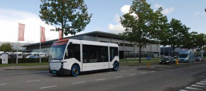 A Tribus könnyebb és energiahatékonyabb elektromos buszt tervez az Altair SimSolid segítségével