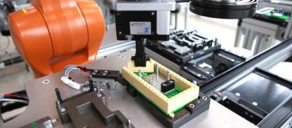 Smart Factory projekt, a TEMEX és az Ostravai Műszaki Egyetem sikeres együttműködése