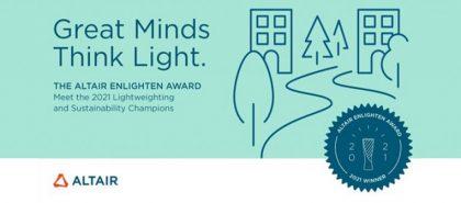 Kihirdették a 2021. évi Altair Enlighten Award győzteseit
